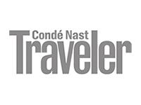 Logo for Conde Nast Traveler