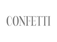 Logo for Confetti