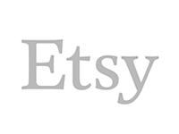Logo for Etsy