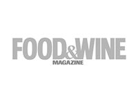 Logo For Food and Wine