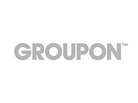 Logo for Groupon
