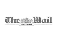 Logo for Mail on Sunday