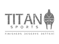 Logo for Titan Sports